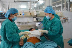 Bệnh viện Bỏng quốc gia ghép da thành công cho 3 bệnh nhân bị tai nạn lao động
