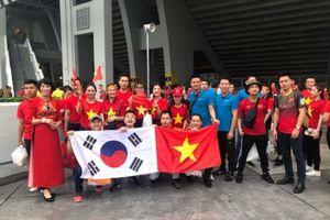 HLV Park Hang-seo: 'Các cầu thủ Việt Nam rất dũng cảm và đủ bản lĩnh thi đấu dưới mọi áp lực'