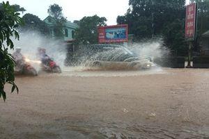 Miền Trung thiệt hại nặng nề về người và tài sản do mưa lũ