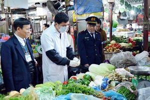 TP. Hồ Chí Minh: Mở đợt cao điểm kiểm tra an toàn thực phẩm dịp Tết Nguyên đán