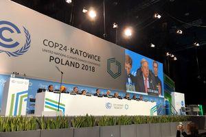 Kỳ vọng bộ quy tắc cho Thỏa thuận Paris về chống biến đổi khí hậu