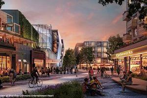 Chiêm ngưỡng 'thành phố Google' đang được phát triển