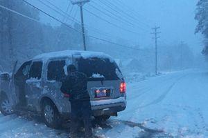 Bão tuyết càn quét bờ đông Mỹ