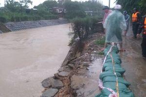 4 người chết và mất tích, 2 người bị thương trong đợt mưa lũ mới
