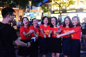 Người Sài Gòn sẵn sàng cùng tuyển Việt Nam 'đại chiến' Malaysia