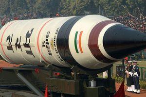 Ấn Độ thử nghiệm tên lửa có khả năng mang đầu đạn hạt nhân 'Agni-5'