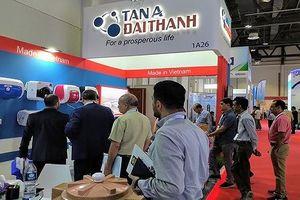 Tập đoàn Tân Á Đại Thành tham dự Hội chợ The Big 5 tại Dubai