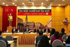 Cơ hội rất lớn cho hàng nghìn người Việt Nam muốn làm việc tại Đức