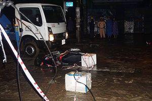 Chủ tịch Đà Nẵng yêu cầu làm rõ vụ tai nạn điện khiến hai vợ chồng thương vong