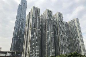 Thị trường bất động sản gặp khó về tín dụng