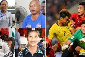 Phụ huynh các tuyển thủ xứ Nghệ gửi lời nhắn chiến thắng đến tuyển Việt Nam