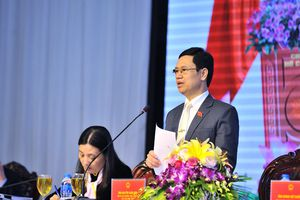 Chủ tịch HĐND tỉnh: 'Khi việc đã khó mà không quyết liệt, vấn đề khó mãi khó'