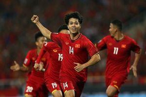 Chung kết AFF Cup 2018: Tuyển Việt Nam mặc áo đỏ từng thắng Malaysia ở vòng bảng