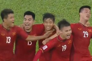 Video highlight bàn thắng Malaysia 2-2 Việt Nam