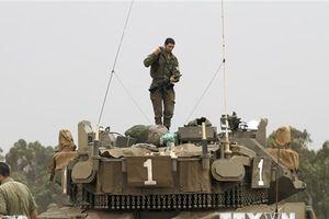Tướng Israel tới Nga để thảo luận về chiến dịch 'Lá chắn phương Bắc'