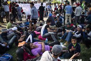 Mexico tạo thuận lợi cho người di cư Trung Mỹ nhập cảnh hợp pháp