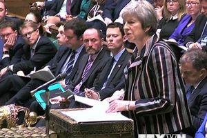 Thủ tướng Anh ấn định thời điểm bỏ phiếu thỏa thuận Brexit