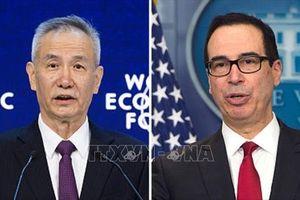Trung Quốc, Mỹ thảo luận về giai đoạn tiếp theo của đàm phán thương mại