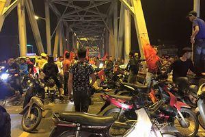 Có phương án đảm bảo an toàn giao thông trước và sau trận đấu giữa tuyển Việt Nam và Malaysia