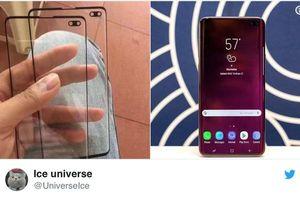 Rò rỉ hình ảnh thiết kế độc đáo của bộ ba Galaxy S10