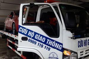 Hậu ngập lụt TP. Đà Nẵng: 'Giải cứu' ô tô, dọn hơn 10 tấn rác
