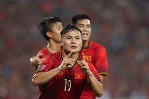 Ca sĩ Lê Thiện Hiếu hé lộ món quà 'độc' tặng đội tuyển Việt Nam sau trận chung kết AFF Cup 2018