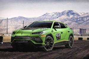 Cận cảnh siêu SUV Lamborghini Urus ST-X