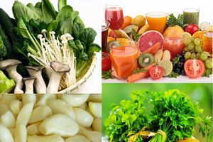 Clip: Các thực phẩm có chức năng giải độc cực tốt