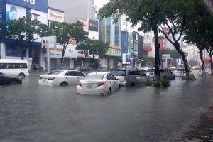 Mưa lớn kéo dài gây ngập lụt diện rộng và nguy cơ sạt lở cao