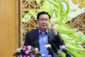 Phó Thủ tướng phê bình nhiều bộ, ngành không cử lãnh đạo đi họp