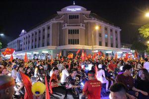 Chung kết AFF Cup: Huy động hàng nghìn cảnh sát chống đua xe