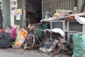 Cơ sở thu mua phế liệu: Cần trang bị kiến thức phân biệt vật liệu nổ