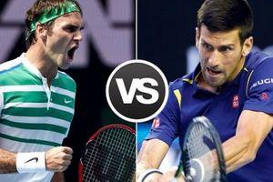 'Kỷ lục Grand Slam của Federer sẽ bị phá vỡ bởi Djokovic'