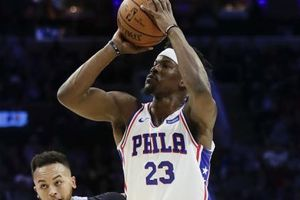 Jimmy Butler đang hay thì 'đứt dây đàn', Philadelphia 76ers đứng ngồi không yên