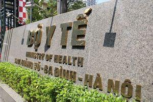 Thanh tra chỉ ra nhiều sai phạm trong tuyển dụng, bổ nhiệm tại Bộ Y tế
