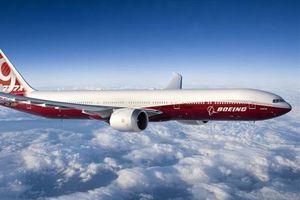 Ra mắt Boeing 777X bay hơn nửa vòng Trái Đất mà không phải dừng đỗ
