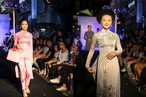 Say mê ngắm 20 nữ sinh đẹp nhất cuộc thi Miss Hutech khoe sắc trong BST áo dài của NTK Nguyễn Việt Hùng