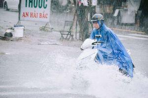 Học sinh Đà Nẵng tiếp tục được nghỉ học ngày 11/12 do mưa lớn kéo dài gây ngập cục bộ