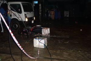 Công an Đà Nẵng điều tra vụ dây điện sà xuống đường giật chết người