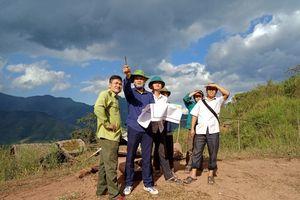 Điện Biên: Xác minh diện tích rừng biến động – cơ sở chi trả DVMTR