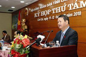 Khai mạc kỳ họp thứ 8 HĐND tỉnh Lào Cai khóa XV