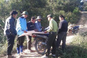 Kiểm tra, xác minh diện tích rừng cung ứng DVMTR tại Điện Biên Đông