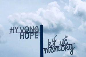 Một 'cây Ký ức - Hy vọng' cho con đường cây cổ thụ Tôn Đức Thắng