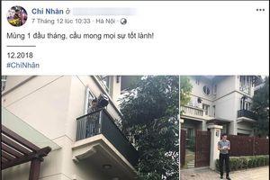Sau 3 năm ly hôn chồng cũ 'My sói' tậu biệt thự ở Hà Nội
