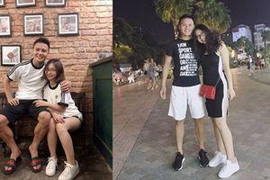Bí quyết giữ dáng thon thả như người mẫu của bạn gái cầu thủ Quang Hải