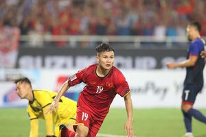 Không khí đón trận chung kết AFF lượt đi tại nhà cầu thủ Quang Hải