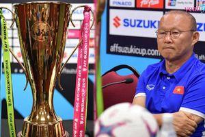 Cận cảnh chiếc cúp vàng - Giấc mơ muốn chạm đến của hơn 90 triệu người Việt Nam tại AFF Cup 2018