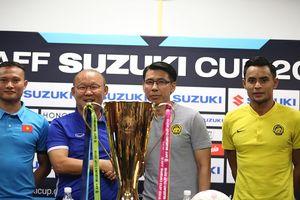 Chung kết lượt đi AFF Cup 2018: Tin ở thầy trò HLV Park Hang Seo