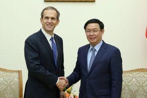 Phó Chủ tịch Google Kent Walker ấn tượng với mục tiêu '1 triệu kỹ sư công nghệ chất lượng quốc tế của Việt Nam'