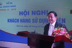 PC Sơn La: Hội nghị tri ân khách hàng sử dụng điện năm 2018